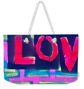 Children's Love Weekender Tote Bag