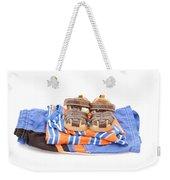 Child's Clothing Weekender Tote Bag