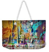 Child's Painting Easel Weekender Tote Bag
