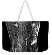 Chillin Angel Weekender Tote Bag
