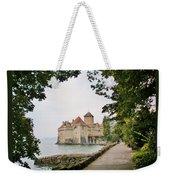 Chillon Castle Weekender Tote Bag
