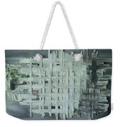 China Ghost Town-abandon Building Weekender Tote Bag
