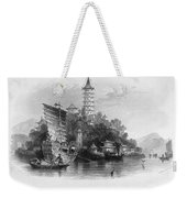 China: Golden Island, 1843 Weekender Tote Bag