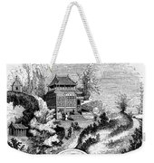 China: Imperial Palace Weekender Tote Bag