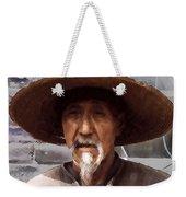 Chinaman Weekender Tote Bag
