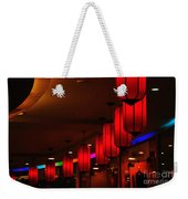 Chinatown - Colorful Shopping Mall Weekender Tote Bag