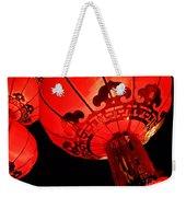 Chinese Lanterns 4 Weekender Tote Bag