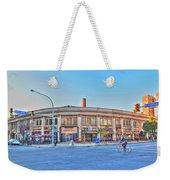 Chippewa And Delaware Weekender Tote Bag