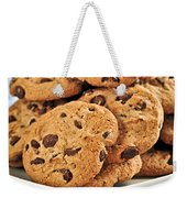 Chocolate Chip Cookies Weekender Tote Bag