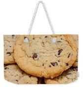Chocolate Chip Cookies Pano Weekender Tote Bag