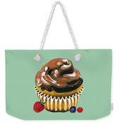 Chocolate Glaze Weekender Tote Bag