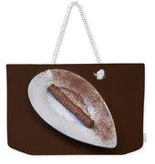 Chocolate Praline Weekender Tote Bag
