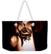 Chocolate Silk Fuchsia II Weekender Tote Bag