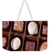 Chocolates Closeup Weekender Tote Bag