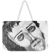 Cholera Victim, 1831 Weekender Tote Bag