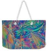 Cholesteric Liquid Crystals Weekender Tote Bag