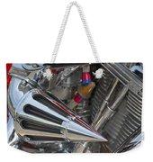 Chopper Engine-2 Weekender Tote Bag