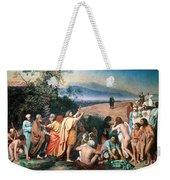 Christ Appears Weekender Tote Bag