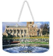 Christ Church Cathedral, Synod Hall Weekender Tote Bag
