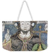 Christ In Majesty Weekender Tote Bag