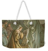 Christ In The Garden Of Gethsemane Weekender Tote Bag