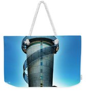 Christchurch Airport's Control Tower Weekender Tote Bag