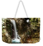 Christine Falls Canyon Weekender Tote Bag