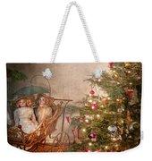 Christmas - My First Christmas  Weekender Tote Bag