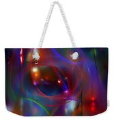 Christmas Abstract 112711 Weekender Tote Bag