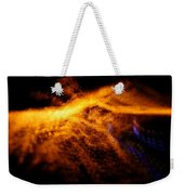 Christmas Abstract Lights Weekender Tote Bag