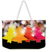 Christmas And New Year 2013 Weekender Tote Bag