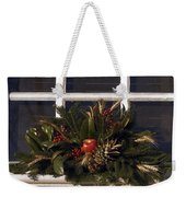Christmas Decoration Weekender Tote Bag