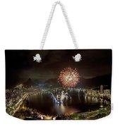 Christmas In Rio 2 Weekender Tote Bag