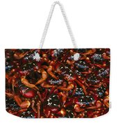 Christmas Island Red Crab Gecarcoidea Weekender Tote Bag