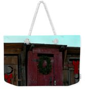 Christmas Out House The Perfect Gift For Those On The Go Weekender Tote Bag
