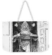Christmas Pudding, 1882 Weekender Tote Bag