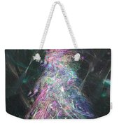 Christmas Tree Moon Weekender Tote Bag