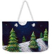 Christmas Trees II Weekender Tote Bag