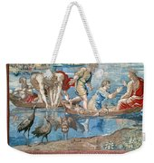 Christ:miraculous Draught Weekender Tote Bag
