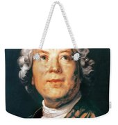 Christoph Willibald Gluck Weekender Tote Bag by Granger