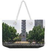 Christopher Columbus Memorial - Philadelphia Weekender Tote Bag