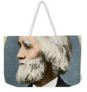 Christopher Sholes, American Inventor Weekender Tote Bag