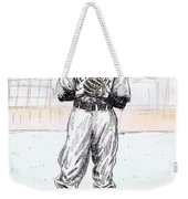 Christy Mathewson Weekender Tote Bag