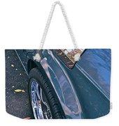 Chrome Tree Weekender Tote Bag