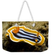 Chromodoris Magnifica Nudibranch Weekender Tote Bag
