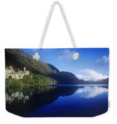 Church At The Waterfront, Kylemore Weekender Tote Bag