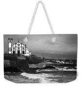 Church By The Sea Weekender Tote Bag