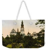 Church In Czestochowa - Poland - Ca 1900 Weekender Tote Bag