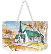 Church In Friars Point Mississippi Weekender Tote Bag
