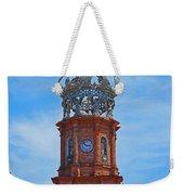 Church In Puerto Vallarta Weekender Tote Bag